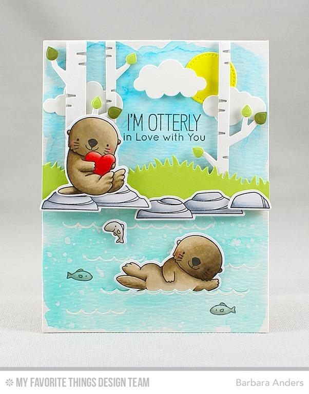 BB Otterly Love You Die-namics