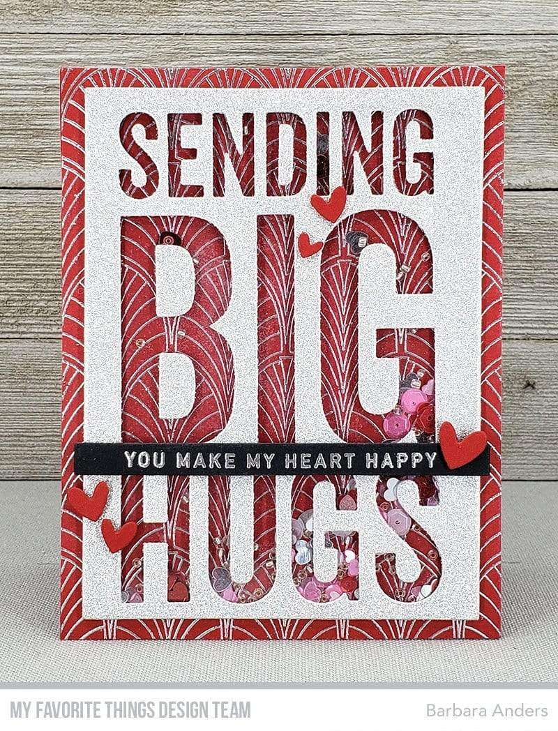 Sending Big Hugs Die-namics