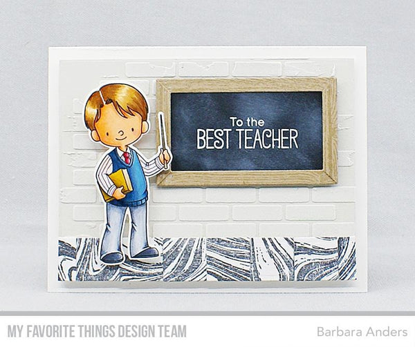 BB Favorite Teacher Die-namics