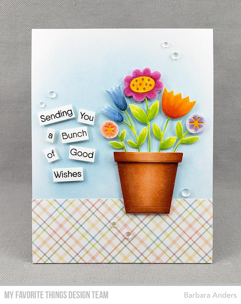 Spring Whimsy Paper Pad