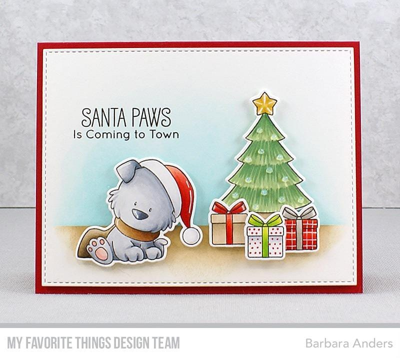 BB Happy Pawlidays Die-namics
