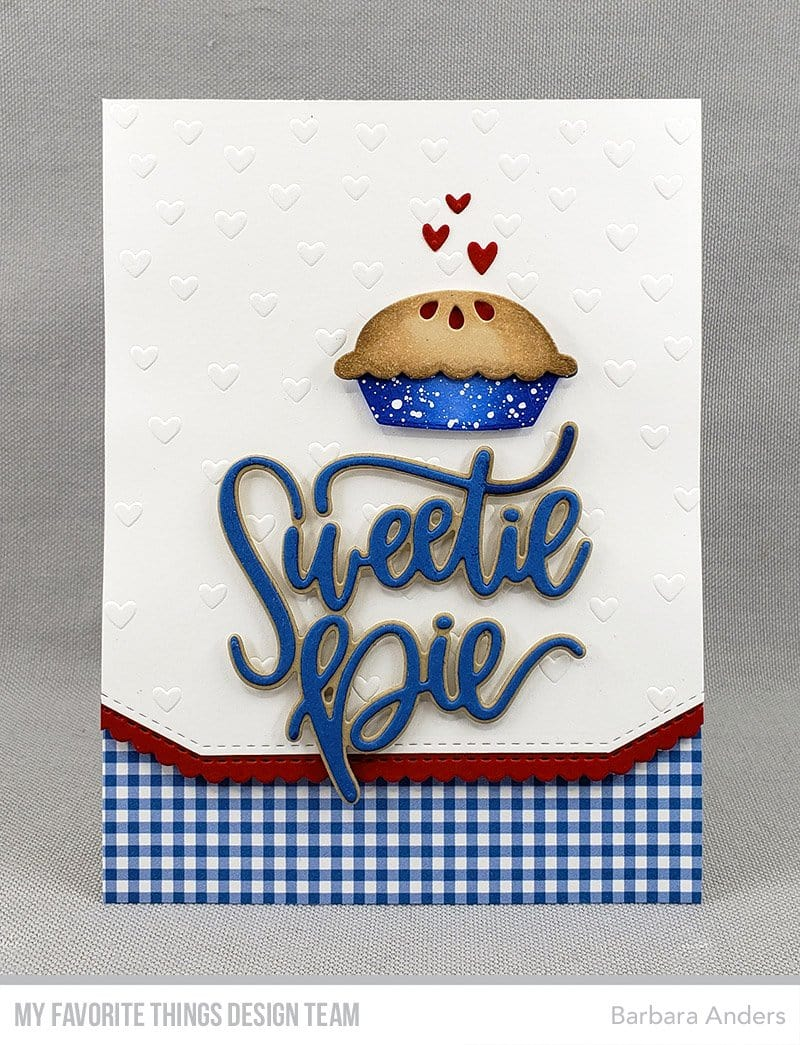 Sweetie Pie Die-namics