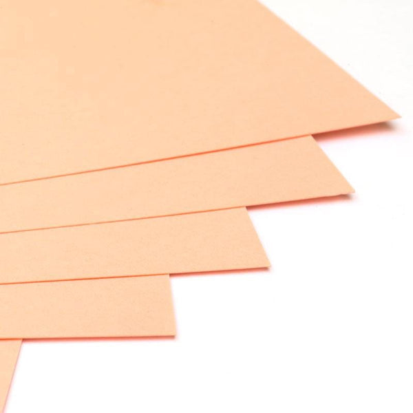 Peach Bellini Prestige Card Stock