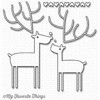 Deer Love Die-namics
