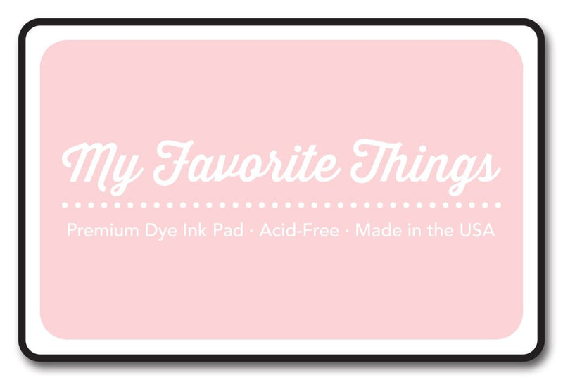 Tickled Pink Premium Dye Ink Pad