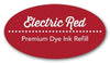 Electric Red Premium Dye Ink Refill