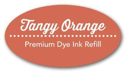 Tangy Orange Premium Dye Ink Refill