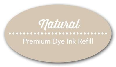 Natural Premium Dye Ink Refill