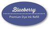 Blueberry Premium Dye Ink Refill