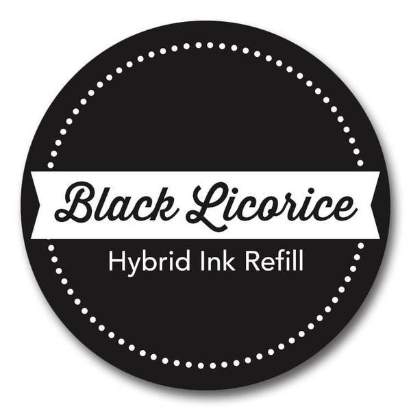 Black Licorice Hybrid Ink Refill