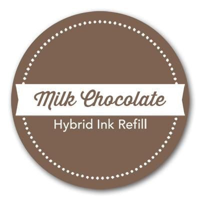 Milk Chocolate Hybrid Ink Refill
