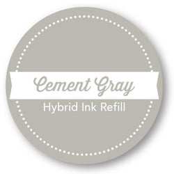 Cement Gray Hybrid Ink Refill