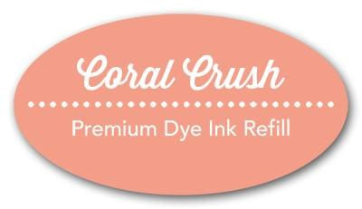 Coral Crush Premium Dye Ink Refill