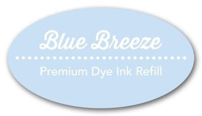 Blue Breeze Premium Dye Ink Refill
