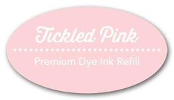Tickled Pink Premium Dye Ink Refill