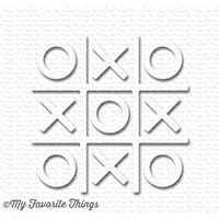 Tic Tac Toe - White