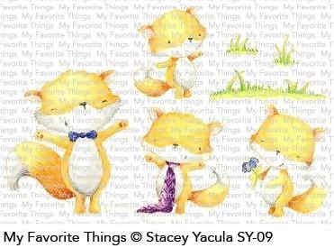 SY Friendly Foxes