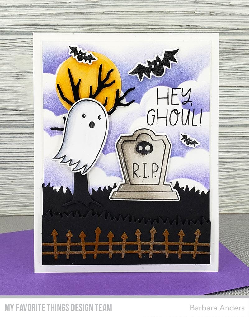 Ghostly Greetings Die-namics