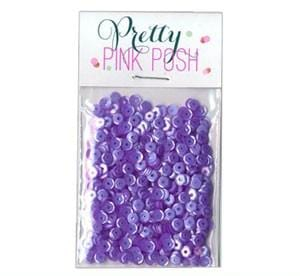 4 mm Pansy Purple Sequins