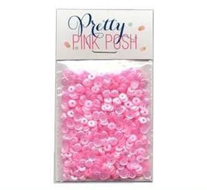 4 mm Pink Blush Sequins