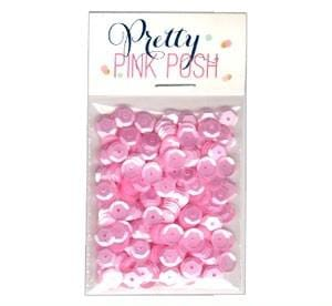 6 mm Pink Blush Sequins