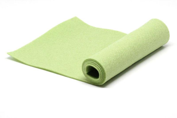 Sour Apple Wool Felt