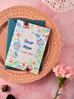 Coloring Kit for Mom