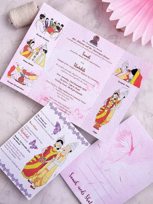 Bengali Wedding by Doodlebar - Plantables