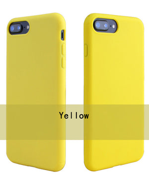 BEEBASE Shockproof Phone Case For iphone 6 6s Case For iphone 5 5s Cover For iphone 7 8 6 6S Plus Soft Silicon case For iphone 8