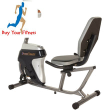 Load image into Gallery viewer, New Fitness Reality Exercise Bike R4000 Recumbent with Goal Setting Computer