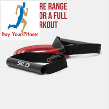 Load image into Gallery viewer, Exercise Fitness Kit Self-Guided with Stability Ball, Resistance Bands By Sklz