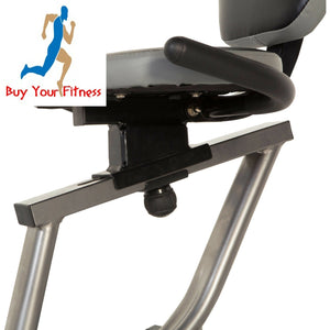 New Fitness Reality Exercise Bike R4000 Recumbent with Goal Setting Computer