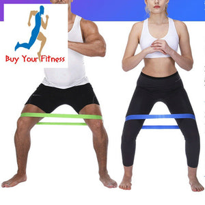 Resistance Bands Rubber Band Workout Fitness Gym Exercise Equipment rubber loop