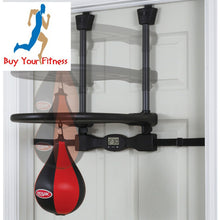 Load image into Gallery viewer, Speed Bag Majik Over The Door Youth Fitness Trainer Punch Bag