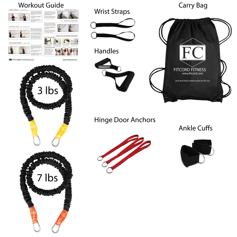 Body Sculpting Band Kits
