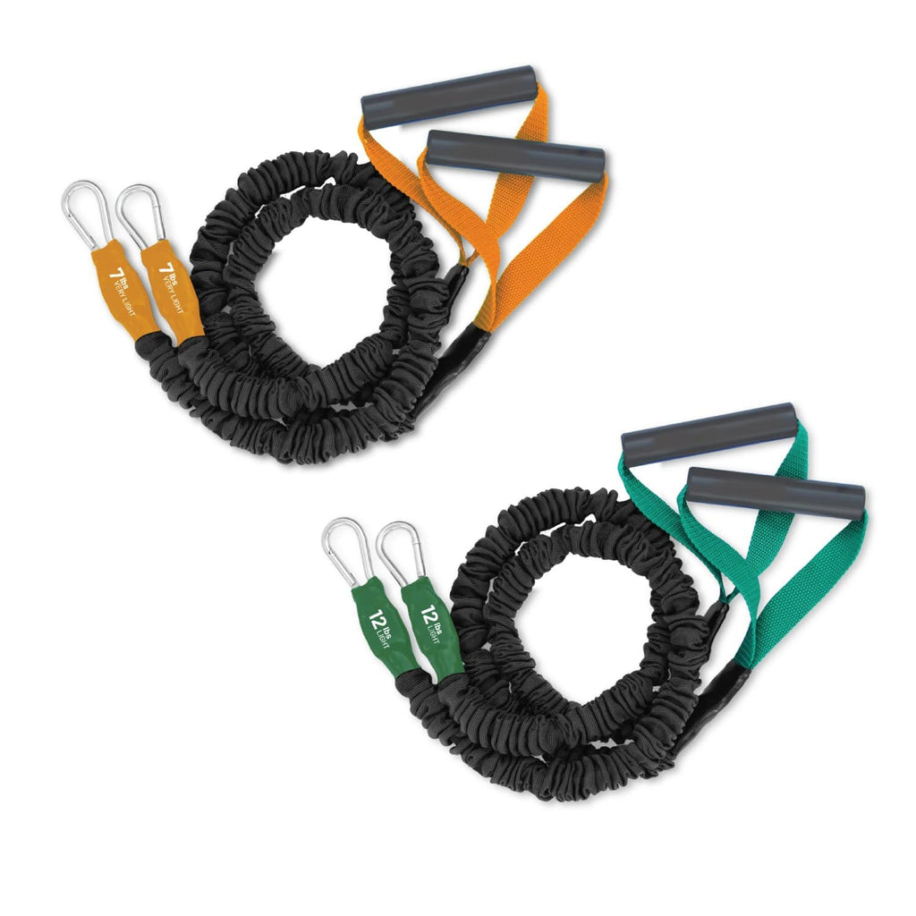 X-Over Resistance Bands - 2 Pack