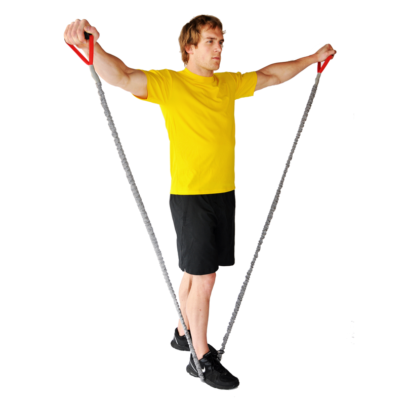 FitCord Resistance Bands - 2 Pack-Resistance Bands-FitCord Resistance Bands-Speedster Athletics