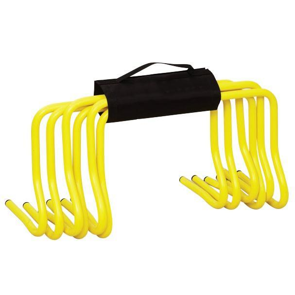 Mini Hurdles - 6, 12, 18 Inches-Speedster Athletics-Speedster Athletics
