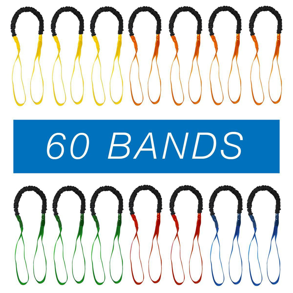 Perfect Therapy Band - Jumbo Pack (60 Band)-vendor-unknown-Speedster Athletics