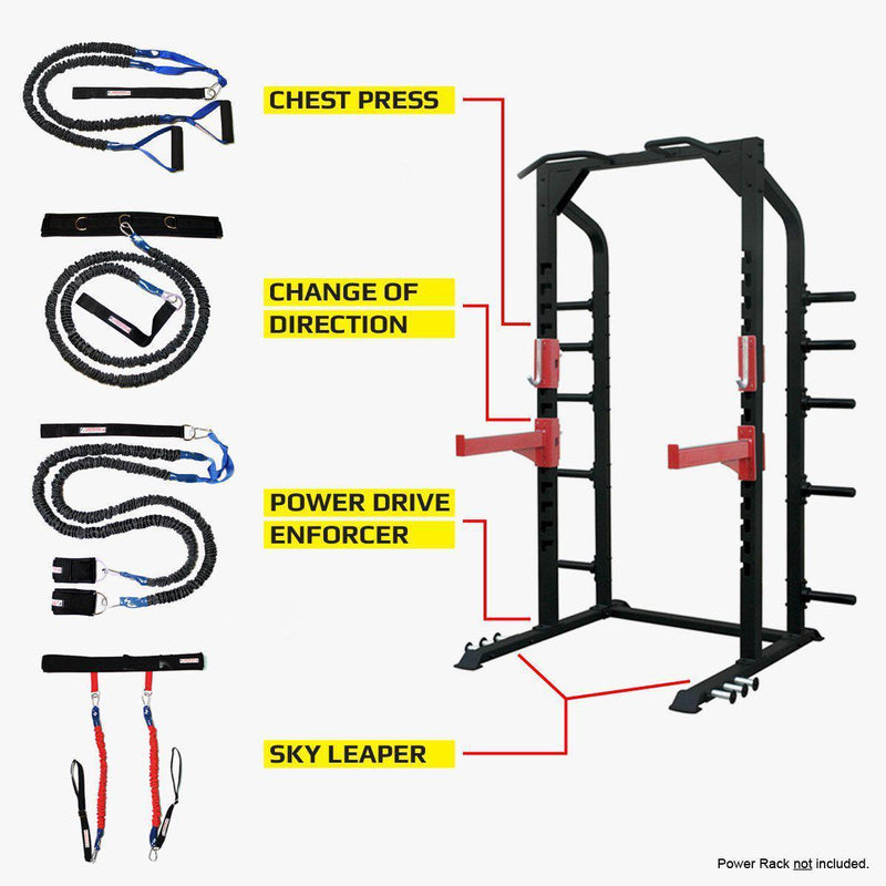 Power Rack Functional System-vendor-unknown-Speedster Athletics