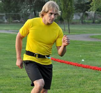 Speedster Rocket Overspeed Trainer-vendor-unknown-Heavy - High School-Basic Belt-Speedster Athletics