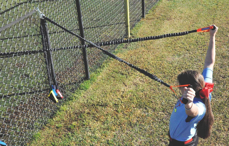 X-Over Baseball Armcare Systems-Resistance Bands-Speedster Athletics-Speedster Athletics