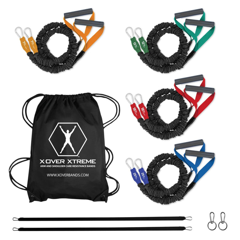 X-OVER 10 PACK (5 LIGHT/ 5 MEDIUM)