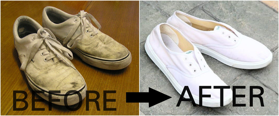 How To Make Your Shoes Look Brand New Again Full Restoration And Clean (Suede, Leather, Sneakers, Canvas, and Soles)