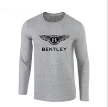 Load image into Gallery viewer, Bentley L/S Tee - Black Crown Fashion
