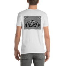 Load image into Gallery viewer, Two People Black Crown Signature Tee - Black Crown Fashion