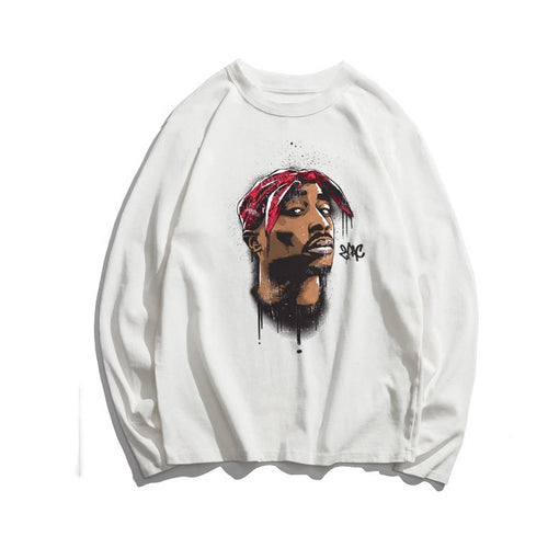 Tupac L/S Shirt Collection