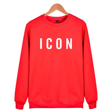 Load image into Gallery viewer, ICON Crewneck - Black Crown Fashion