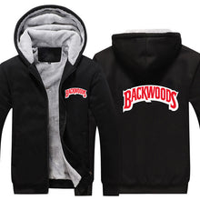 Load image into Gallery viewer, Backwoods Winter Jacket - Black Crown Fashion