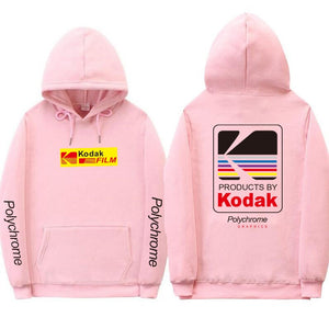 Kodak Hoodie - Black Crown Fashion